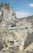 Buy California Zephyr Vista Dome Colorado Rockies Railroad Postcard