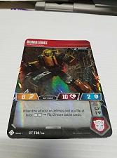 Buy Transformers Trading Card Game TCG WOTC Set of 2 Wheeljack Bumblebee