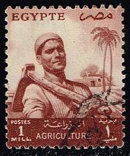 Buy Egypt #368 Farmer; Used (0.25) (4Stars) |EGY0368-04XBC