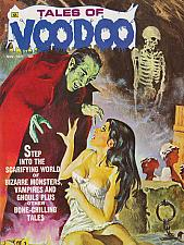 Buy Tales Of Voodoo Magazine 36 Issue Collection Comic Horror Free Shipping