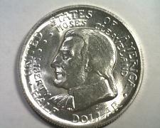 Buy 1936 CLEVELAND COMMEMORATIVE CHOICE UNCIRCULATED/ GEM CH UNC./ GEM ORIGINAL COIN