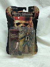 Buy Action Figure Pirates of the Caribbean Captain Norrington On Card Zizzle 2006