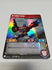 Buy Transformers Trading Card Game TCG WOTC Optimus Prime Freedom Fighter