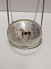 Buy Horse Belt Buckle by Montana Silversmith
