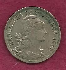 Buy Moeda Portugal 50 Centavos Coin 1953