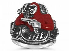 Buy The Phantom Colt .45 ring Sterling Silver Large