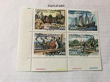 Buy Italy Discovery of America block 1992 mnh #3