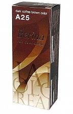 Buy A25 Berina Dark Coffee Brown Permanent Hair Dye Expresso Color Brunette Goth Emo