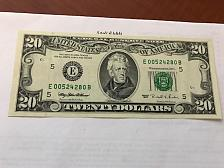 Buy USA United States $20.00 banknote uncirculated Year 1995 #12