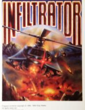 Buy INFILTRATOR (Nintendo Entertainment System (NES), 1990 AUTHENTIC Video Game
