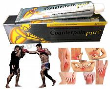 Buy Counterpain Plus Balm Sports Injuries Strains Muscle Fatigue Overexertion Gout