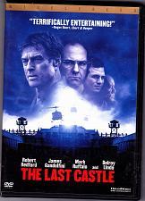 Buy The Last Castle DVD 2002 - Very Good