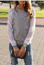 Buy Autumn Long Sleeve Blouse Women 2018 Casual Skew Collar Patchwork Shirt Slim Office