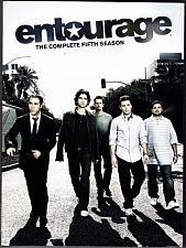 Buy Entourage - The Fifth Season DVD, 2009, 3-Disc Set - Very Good