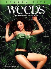 Buy Weeds - Season 5 DVD 2010, 3-Disc Set - Very Good