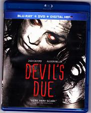 Buy Devils Due - Blu-ray/DVD 2014, 2-Disc Set - Like New