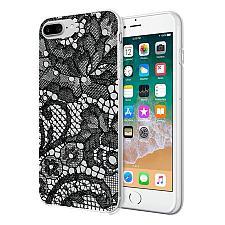 Buy 45 Pcs – Incipio KKIPH-011-LPBLK Protective Printed Case for iPhone 8/7/6s Plus