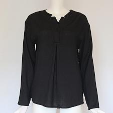 Buy Autumn Long Sleeve T Shirt Women 2018 Fashion Irregular V Neck Women Shirts Casual