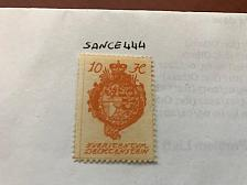 Buy Liechtenstein Definitives Coats of arms 10H 1920 mnh