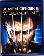 Buy X-Men Origins - Wolverine Blu-ray Disc, DVD 2009 - Good