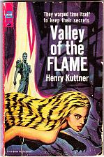 Buy Valley of the Flame by Henry Kuttner Paperback Book - Good