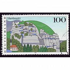 Buy German Used Scott #1801 Catalog Value $.75