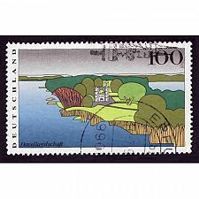 Buy German Used Scott #1803 Catalog Value $.75