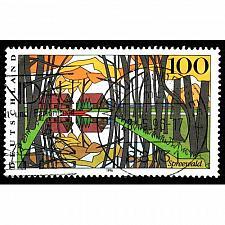Buy German Used Scott #1806 Catalog Value $.75