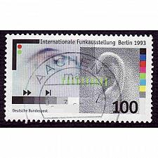 Buy German Used Scott #1810 Catalog Value $.60