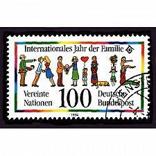 Buy German Used Scott #1821 Catalog Value $.65