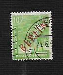 Buy German Berlin Used Scott #9N24 Catalog Value $1.25