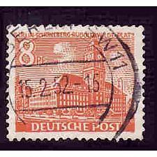Buy German Berlin Used Scott #9N46 Catalog Value $1.10