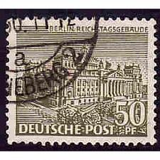 Buy German Berlin Used Scott #9N53 Catalog Value $.35