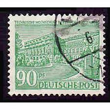 Buy German Berlin Used Scott #9N56 Catalog Value $.90