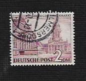 Buy German Used Scott #9N58 Catalog Value $1.50