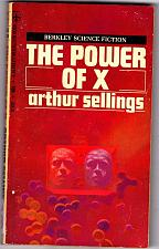 Buy The Power of X by Arthur Sellings Paperback Book - Good