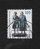 Buy German Used Scott #1844 Catalog Value $.75