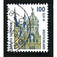 Buy German Used Scott #1845 Catalog Value $1.10