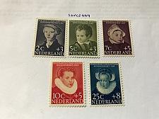 Buy Netherlands Child Welfare mnh 1956