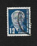 Buy German DDR Used Scott #54 Catalog Value $1.50