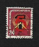 Buy German DDR Used Scott #89 Catalog Value $2.00