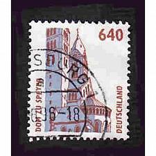 Buy German Used Scott #1858 Catalog Value $2.00