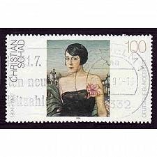 Buy German Used Scott #1863 Catalog Value $.60