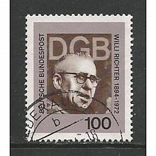 Buy German Used Scott #1868 Catalog Value $.50
