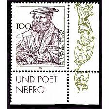 Buy German MNH Scott #1870 Catalog Value $1.25