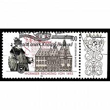 Buy German Used Scott #1882 Catalog Value $.60