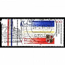 Buy German Used Scott #1887 Catalog Value $.60