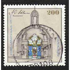 Buy German Used Scott #1891 Catalog Value $1.60