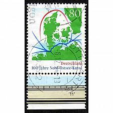 Buy German Used Scott #1898 Catalog Value $.50