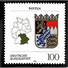 Buy German MNH Scott #1700 Catalog Value $1.50